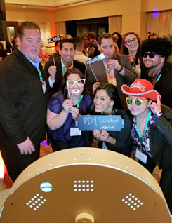 corporate event entertainment photo booth kansas city